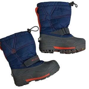 Columbia boys Snow boots Insulated Waterproof -10